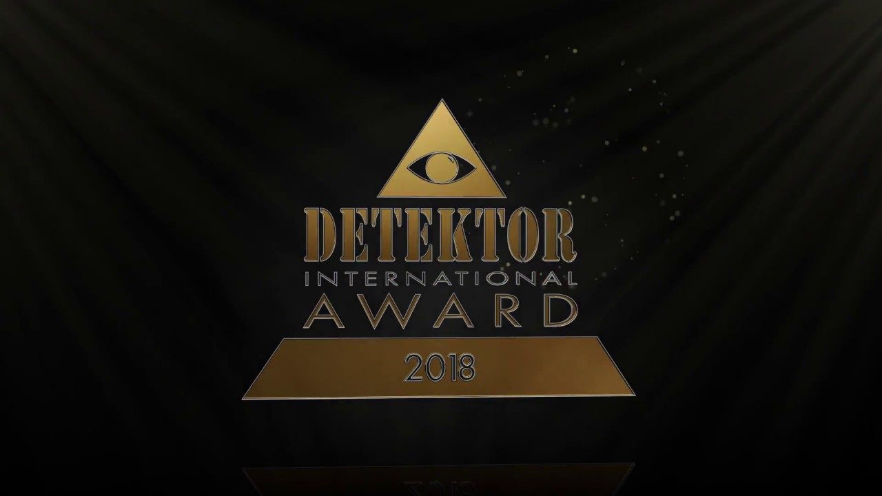 The presentation of the Detektor International Award 2018