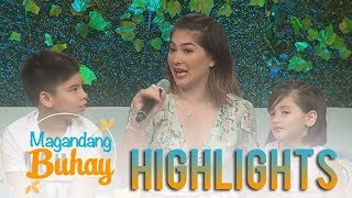 Magandang Buhay: Meet Jackie Foster's talented kids, Caleigh and Jared