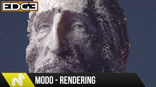 Modo Rendering Tutorial - Preview Renderer Overview And Tips