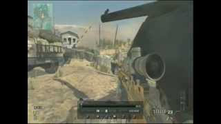 1v1 sniper game play