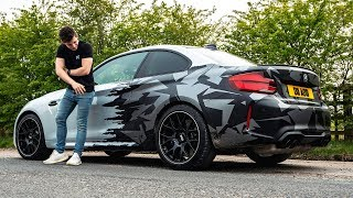 FINALLY!! Picking up my DREAM Wrapped M2 Competition Pack!!