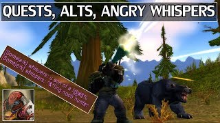 WoW Memories: Quests, Alts, Angry Whispers - Episode 2