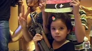 Gaddafis Sturz: Stunde Null In Tripolis - SPIEGEL TV Magazin