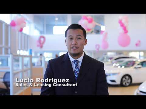 Sales and Leasing Consultant Lucio Rodriguez