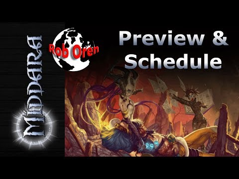 Middara Preview And Schedule