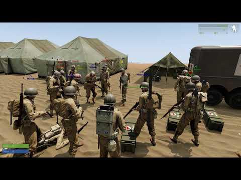 Fury Origin campaign/ Episode1: Africa | Endlesshope's