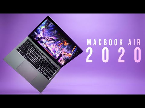 External Review Video _yuk3av58LA for Apple MacBook Air Laptop (2020)
