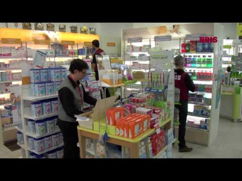Video Inventaire pharmacie
