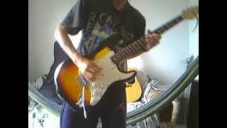 Red Hot Chili Peppers - [Intro Latest Disgrace] Parallel Universe - Cover [Guitar Backing Track]