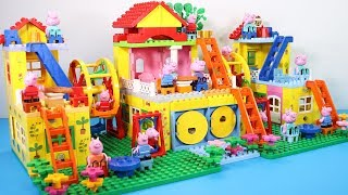 Peppa Pig Lego House Creations Toys For Kids #2