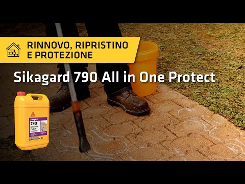 Tutorial: Sikagard®-790 All-in-One Protect