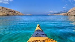preview picture of video 'ESPANA - SEA KAYAKING AT LA PLAYA DE CABO ROIG'