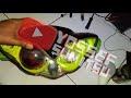 tutorial modifikasi Cara membuat mata saringan di motor Jupiter z part 2