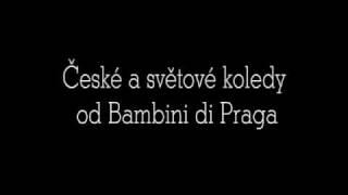 H511 České a světové koledy od Bambini di Praga
