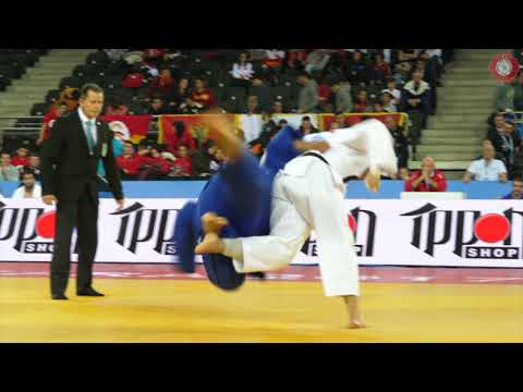 2017 Judo Golden League Highlights