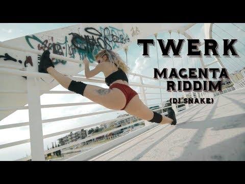 Dj Snake - Magenta Riddim | TWERK by Anel Li |
