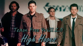 Team Free Will 2 0 -   High Hopes (Video/song request) (60k special vid 1/23)