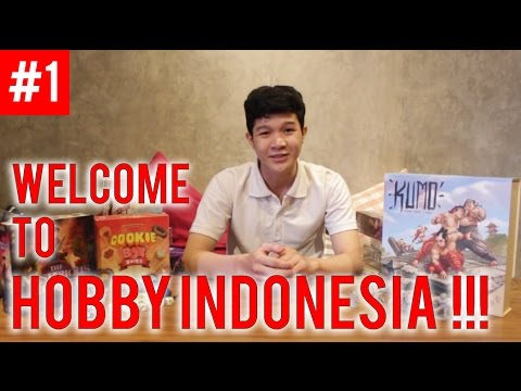 EPS 1: WELCOME TO HOBBY INDONESIA!