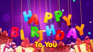 Happy Birthday Video E-Cards, This traditional Happy Birthday Song video from infobells is sure to create a lot of excitement in
