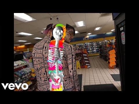 XXXTENTACION & Lil Peep - Falling Down (Music Video)