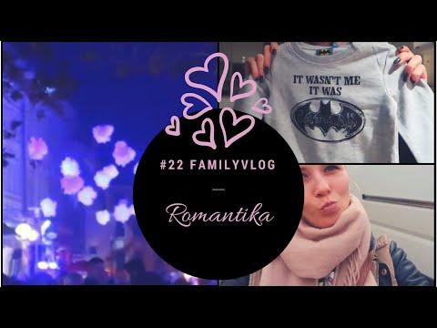 #22 Familyvlog 👪    Romantika ❤️🕯    Haul Dm, Ernstings Family, Zeemann🛍