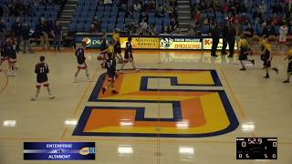 2A Boys Basketball: Enterprise vs Altamont High School UHSAA 2019 State Tournament Round 1
