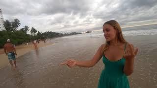 МИРИССА! ОСТРОВ у пляжа МИРИССЫ! Отдых в Шри Ланке 2019