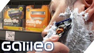 Inside Gillette - So tickt der Rasierer-Gigant! | Galileo | ProSieben