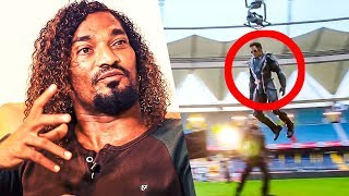 """Rajini was Heavily Bleeding""- Stunt Silva reveals shocking Accident   2.0   RR 48"