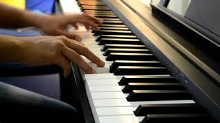 Bluebird - Piano