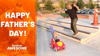Dads Are Awesome | Fathers Day 2020
