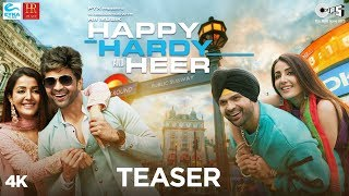 Happy Hardy and Heer(2020) - Official Teaser
