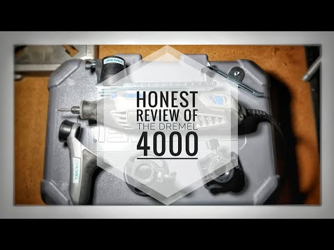 Dremel 4000 review [Most honest]