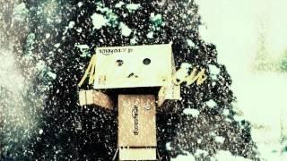 картонный человечек