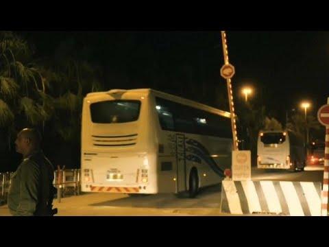 Israel evacúa de Siria a cientos de cascos blancos