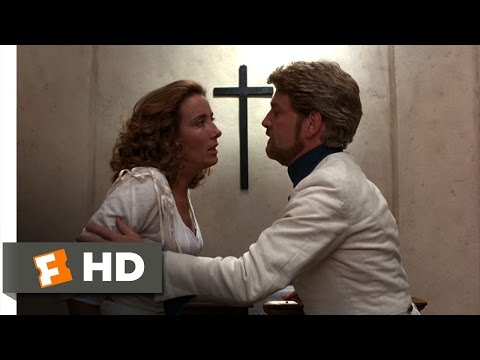 Much Ado About Nothing (9/11) Movie CLIP - A Strange Love (1993) HD