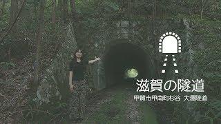 【滋賀の隧道】大澤隧道