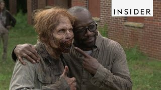 What It's Like To Bring 'The Walking Dead' Characters To Life