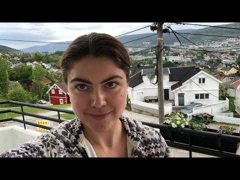 Vlog  Противоспалительное питание  Дома с ребенком  Природа Норвегии