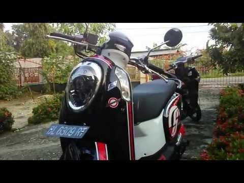Honda scoopy 2015, Motor honda terbaru 2015 di indonesia