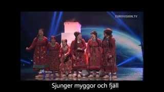 Party for everybody - Svenska (Från finalen)