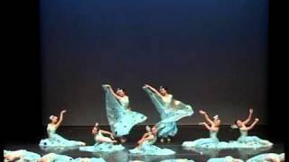 藍田聖保祿中學  晨曦(傣族孔雀舞)   四十七屆校際舞蹈節 優等獎