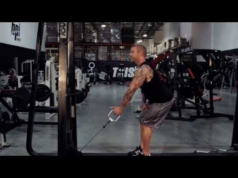 Standing Single Arm Cable Row - The Proper Lift - BPI Sports