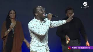 """Elliott Ellerson Covers """"Draw Me Close To You"""" At RockHill Church )"""