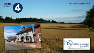 preview picture of video 'Radio 4 PM, Great Missenden, Bucks, 10th January 2012'