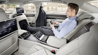 Download Youtube: 2018 Audi A8 - INTERIOR