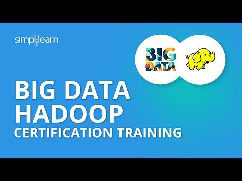 Big Data Hadoop Certification Training | Simplilearn - YouTube