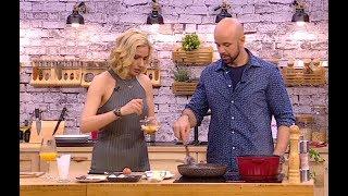 Mr. Kitchen: Marija Veljković Sprema Tiramisu I špagete Karbonara