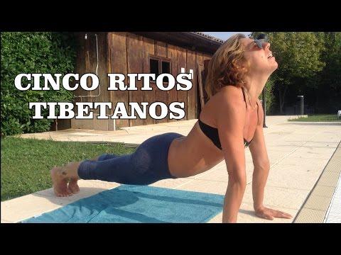 Samanta kleyton el vídeo en el ruso del ejercicio para la quema de la grasa