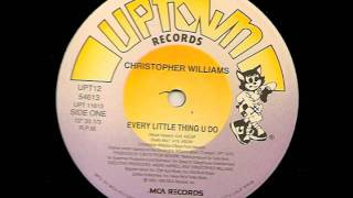 Christopher Williams - Every Little Thing U Do (DawgHouse Mix)